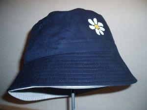 JAMES FLOWER BUCKET HAT, 4 COLOURS
